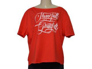 Blusa Feminina Coca-cola Clothing 343202027 Vermelho - Tamanho Médio