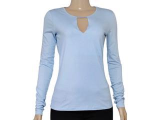 Blusa Feminina Colcci 360110768 Azul - Tamanho Médio
