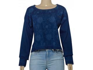 Blusa Feminina Dopping 015667015 Jeans - Tamanho Médio