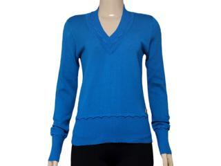 Blusa Feminina Intuição 151346 Azul Royal - Tamanho Médio