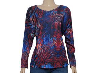 Blusa Feminina Margo 13832 Color - Tamanho Médio