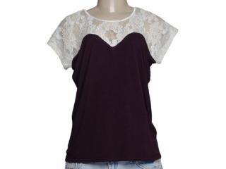 Blusa Moikana 9152 Uvaoff White Comprar na Loja online... dccbf544ef9d1