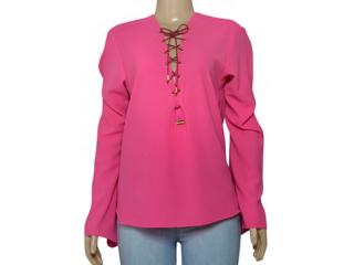 Blusa Feminina Moikana 191112 Pink - Tamanho Médio