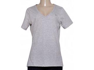 Blusa Feminina Nike 704298-063 Embroidered Swoosh  Cinza - Tamanho Médio