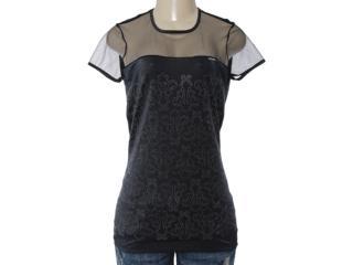 Blusa Feminina Dopping 015253023 Preto - Tamanho Médio