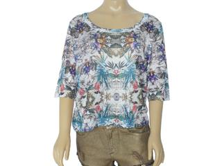 Blusa Feminina Lafort Ryv141130 Estampada - Tamanho Médio