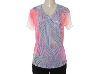 Blusa Feminina Moikana 10181 Color - Tamanho Médio