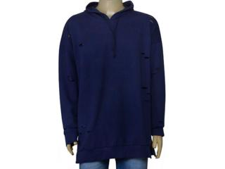 Masculino Blusão Coca-cola Clothing 415200020 Marinho - Tamanho Médio