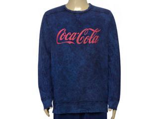 Blusão Masculino Coca-cola Clothing 413200267  Marinho - Tamanho Médio