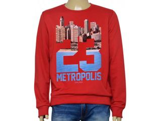 Blusão Masculino Colcci 410100259 Vermelho - Tamanho Médio