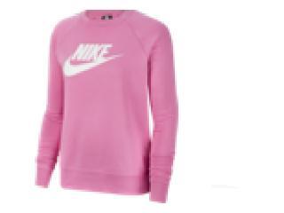 Blusão Feminino Nike Bv4112-693 Sportswear Essential Rosa - Tamanho Médio