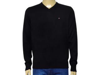 Blusão Masculino Tommy Th0867802697 Preto - Tamanho Médio