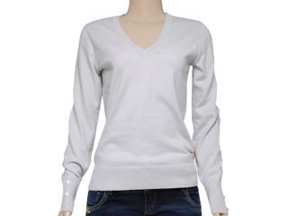 Blusão Feminino Zanatta 25027 Gelo - Tamanho Médio