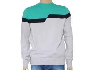 Blusão Masculino Zanatta 5448 Verde/marinho/bege - Tamanho Médio