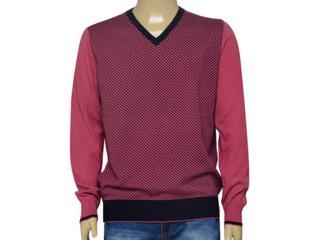 Blusão Masculino Zanatta 5130 Xadrez Preto/rosa - Tamanho Médio