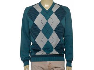Blusão Masculino Zanatta 5130 Xadrez Verde - Tamanho Médio