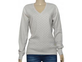 Blusão Feminino Zanatta 26014 Bege/prata - Tamanho Médio