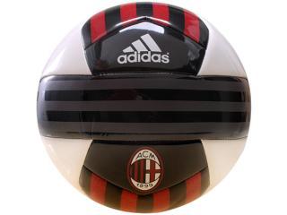 9c186b49e7 Bola Adidas S90248 AC MILAN Brancopretovermelho Comprar...