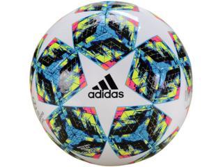 Bola Unisex Adidas Dy2548 Finale Ucl Futsal 5x5 Branco Color - Tamanho Médio