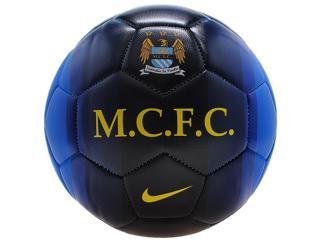 Bola Masculina Nike Sc2420-447 Man City Prestige Prestige Marinho/azul - Tamanho Médio