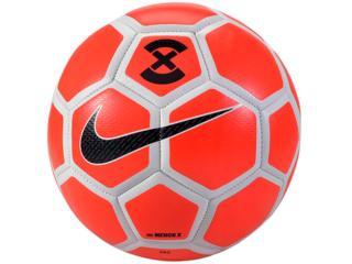 Bola Masculina Nike Sc3039-809 Menor Laranja/branco/preto - Tamanho Médio