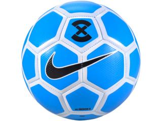 Bola Masculina Nike Sc3039-406 Menor Azul/branco - Tamanho Médio