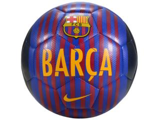 Bola Unisex Nike Sc3283-455 fc Barcelona Prestige Azul preto cf5202ac60144