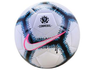 Bola Unisex Nike Sc3980-100 Copa America nk Menor x Branco/preto/azul/pink - Tamanho Médio
