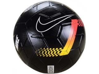 Bola Unisex Nike Sc3772-010 Neymar Strike Preto/color - Tamanho Médio