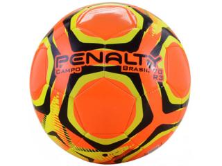 Bola Unisex Penalty 5113103130 Brasil 70 r3 Laranja/amarelo/preto - Tamanho Médio