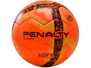 Bola Unisex Penalty 5202603130 Fusion Vii Laranja/amarelo/preto - Tamanho Médio