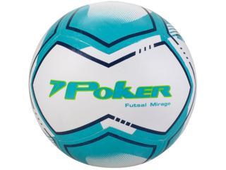 Bola Masculina Poker 05780 Thermocontrol Mirage  Branco/verde/marinho - Tamanho Médio