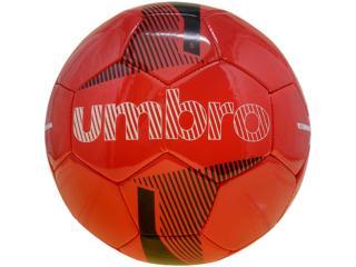 Bola Unisex Umbro 20657u 412 Veloce Supporter Vermelho/preto/branco - Tamanho Médio
