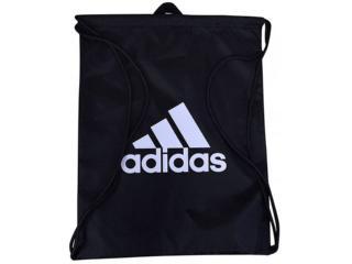 Bolsa Unisex Adidas B46131 Tiro gb Preto - Tamanho Médio