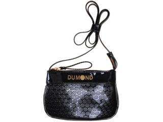 71d883117 Bolsa Dumond 483112 Preto Comprar na Loja online...