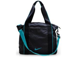 6413c24f5 Bolsa Feminina Nike Ba4658-038 Legend Track Tote 2.0 Preto/verde Agua