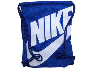 Bolsa Feminina Nike Ba3329-471 Heritage Gymsack Onca Azul - Tamanho Médio
