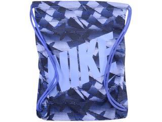 Bolsa Masculina Nike Ba5262-477 ya Graphic Gymsack Roxo - Tamanho Médio