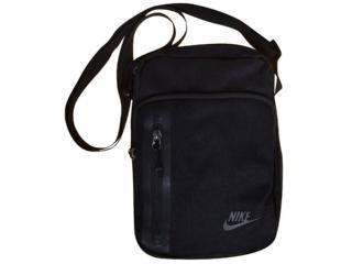 Bolsa Unisex Nike Ba5268-010 Core Small Items Preto - Tamanho Médio