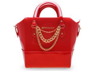 63e89ffb29 Bolsa Petite Jolie PJ1030 Cereja Comprar na Loja online...