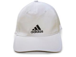 Boné Unisex Adidas S20519 Climalite Branco - Tamanho Médio