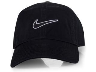 Boné Masculino Nike 943091-010 Preto - Tamanho Médio
