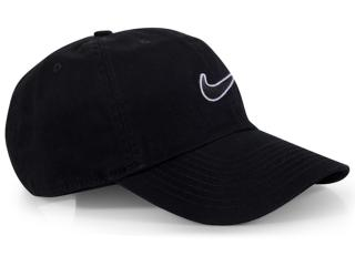 3f1a3aad07d89 Boné Nike 943091-010 Preto Comprar na Loja online...