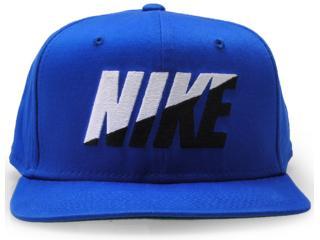 Boné Masculino Nike 534609-401 Pro Sb-retro ss Cap Azul/verde - Tamanho Médio