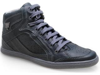 Tênis Masculino Cavalera Shoes 13.01.0496 Cinza - Tamanho Médio