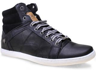 Bota Masculina Cavalera Shoes 13.01.1197 Preto - Tamanho Médio