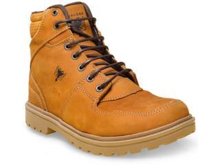 Bota Masculina Cavalera Shoes 13.05.0459 Ocre - Tamanho Médio