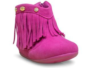 Bota Fem Infantil Klin 153.019 Pink - Tamanho Médio