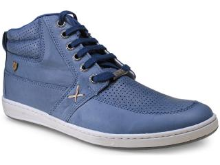 Bota Masculina M.officer Shoes 126125020 Marinho - Tamanho Médio