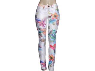 Calça Feminina Cavalera Clothing 07.04.1142 Estampado Color - Tamanho Médio